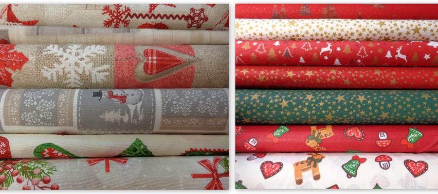 Karácsonyi kartonok, vásznak